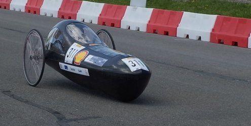 FHV Elena im Wettstreit um das energieeffizienteste Fahrzeug
