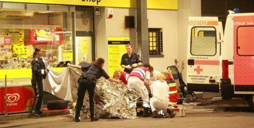 Überfall auf Avanti-Tankstelle: Opfer ist weiterhin im Rollstuhl