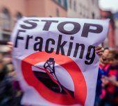Grüne fordern gesetzliches Fracking-Verbot von Bund