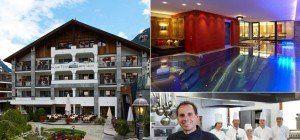 Gewinne ein Wochenende im exklusiven alpin spa**** Hotel Tirol in der Silvretta/Paznauntal