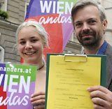 """""""Wien anders"""" rechnet """"fix"""" mit Einzug in Gemeinderat"""