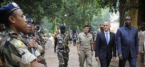 Klug verteidigt Heeres-Engagement in Mali