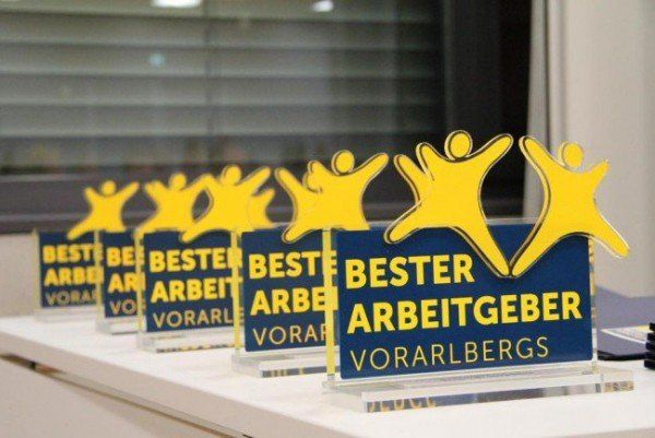 Wer sind die besten Arbeitgeber Vorarlbergs 2016?