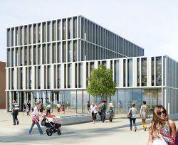 Lochau baut neues Gemeinschaftshaus