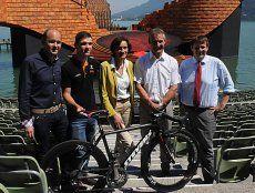 Österreich-Rundfahrt endet 2015 in Bregenz