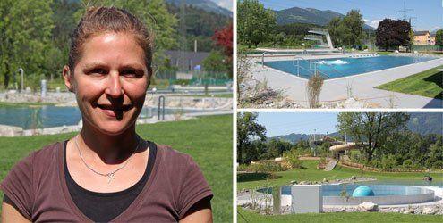 Einblicke ins Walgaubad mit Vorarlbergs erster Bademeisterin