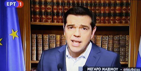 Tsipras ruft zu Nein-Votum auf – Eurogruppe beendet Gespräche