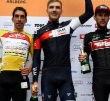 Brändle wiederholt den Sieg am Arlberg