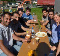 Interkulturelles Fest auf Götzner Gemeindewiese