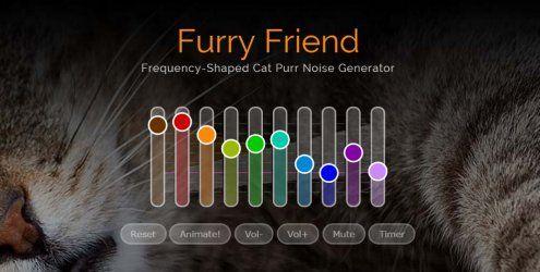 Mit dieser Website könnt ihr zu Katzenschnurren meditieren!