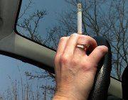 Rauchen mit Kindern im Auto in England verboten
