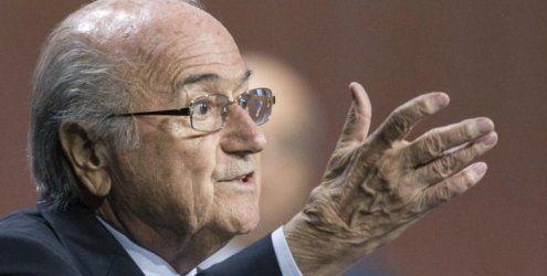 Blatter wehrt sich: FIFA-Präsident will die Sperre nicht akzeptieren