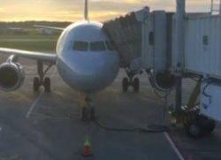 US-Pilot stirbt während Flug