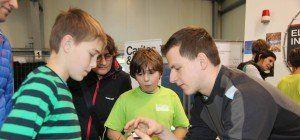 Lehrlingsmesse im Walgau: 61 Berufe ausprobieren