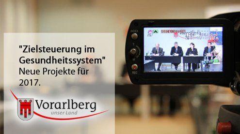 Pressekonferenz: Zielsteuerung im Gesundheitssystem