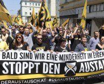 Identitären-Demo in Spielfeld angemeldet