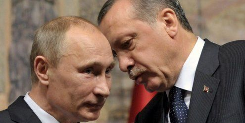 """Würdest du im Amt bleiben?"" – Erdogan legt Putin Rücktritt nahe"