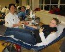 Blutspendeaktion in Bürs