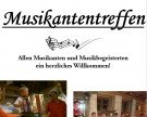 Musikantentreffen, Mittwoch 03.02.2016