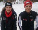 Chantalle Keckeis gewinnt, Lukas Feurstein starker Zweiter