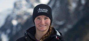 Michelle Niederwieser fehlten sieben Zehntel zum Heimsieg