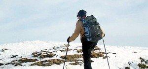 Vier Skitourengeher aus Lawine geborgen