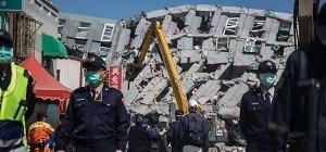 Zahl der Erdbeben-Opfer in Taiwan auf 40 gestiegen