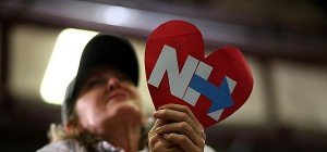 US-Präsidentschafts-Vorwahl in New Hampshire begonnen