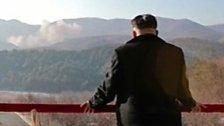 Nordkoreas Satellit erreichte Umlaufbahn