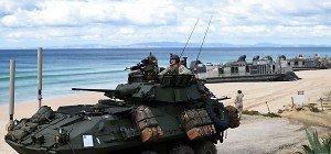 Militärische Überlegenheit des Westens lässt nach