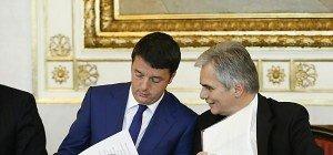Faymann erhält Unterstützung von Italiens Premier Renzi
