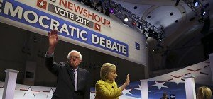 Clinton geht Sanders nach Vorwahl-Niederlage hart an
