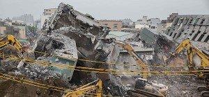 94 Leichen nach Erdbeben in Taiwan geborgen