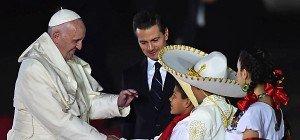 Papst redete mexikanischer Regierung ins Gewissen
