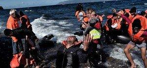 Kein Ende des Flüchtlingszustroms in der Ägäis