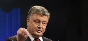 Ukrainischer Staatschef greift Russland scharf an