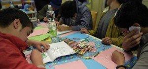 Flüchtlings-Initiativen stellen sich in St. Pölten vor
