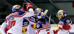 Salzburg gewann EBEL-Topspiel – Spielfreier VSV im Play-off