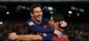 Barcelona nach 6:1 gegen Celta 30 Spiele ungeschlagen