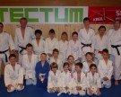 Judo-Anfängergruppe – Gürtelprüfung