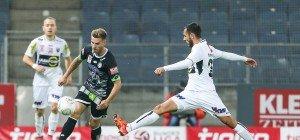 LIVE: SCR Altach gegen Sturm Graz im Bundesliga-Ticker
