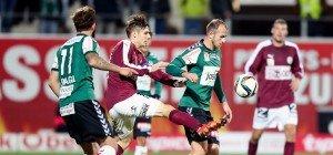 LIVE: SV Mattersburg gegen SV Ried im Bundesliga-Ticker