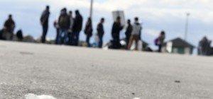 Von Schleppern verlassen: Zwei Migrantinnen erfroren