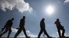 Türkei: Sprengstoff an Grenze sichergestellt