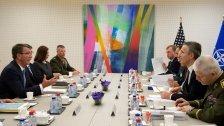 NATO plant weitere Aufrüstung im Osten