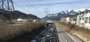 aktuelle Verkehrslage Richtung Arlberg / Montafon
