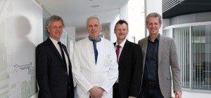Verlängerung für Chefarzt Wolfgang Elsässer