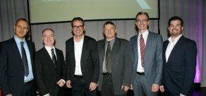 Newway Awards wurden im Competence Center verliehen