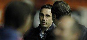 Neville in den Seilen: Rapid-Gegner Valencia kassiert nächste Niederlage