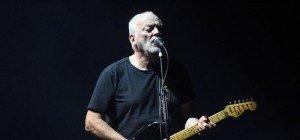 Pink-Floyd-Legende David Gilmour live in Schönbrunn